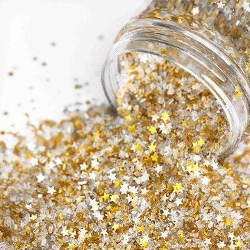 Filthy Rich Fancy Glitter Sugar