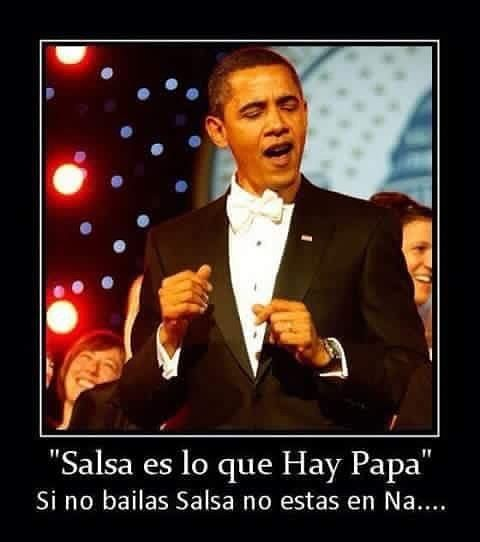 #esViernes #SoloSalsa #soySalsero
