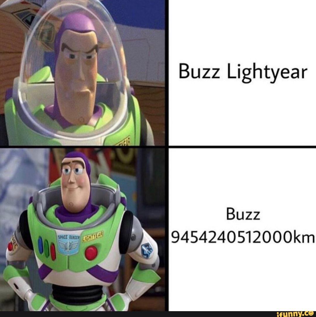 Buzz Lightyear Buzz 9454240512000km Ifunny With Images