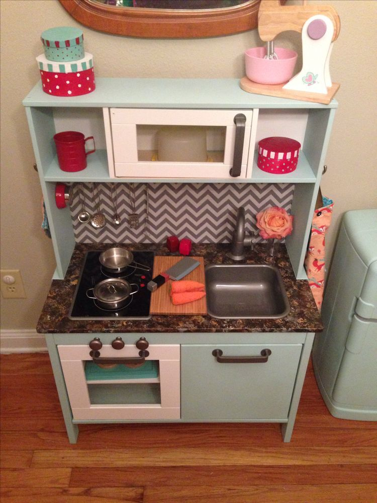 Pin by Aubrey on babies R O O M Kids play kitchen, Ikea