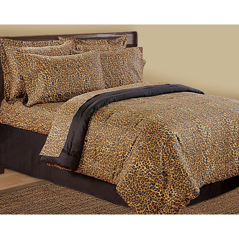 Have To Have It Scent Sation Wild Life Animal Print Comforter Set