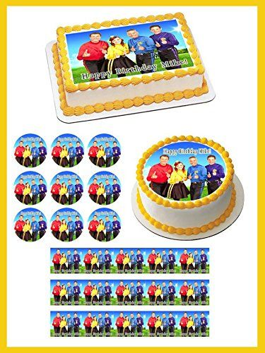 Cool Pin By Edible Prints On Cake Epoc On Amazon Epocstore Funny Birthday Cards Online Alyptdamsfinfo