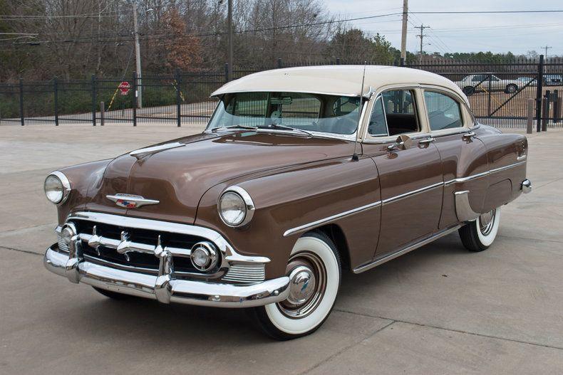 1953 Chevrolet 210 Classic Car Garage Chevrolet Vintage Muscle Cars