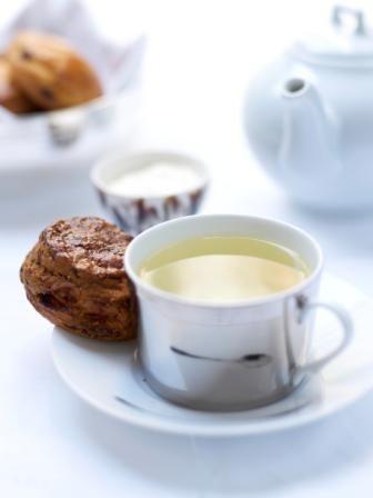 The tea time & its scones [Le Royal Monceau - Raffles Paris] #Food #Pastries