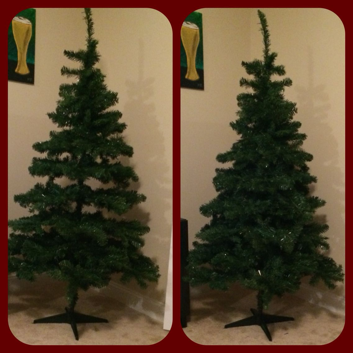 Pin By Kristen Karmazyn On Holidays Pinterest Mesh Christmas Tree Tomato Cage Christmas Tree Christmas Diy