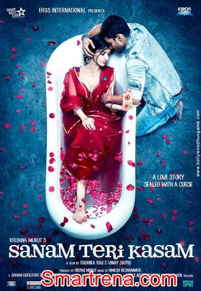 Sanam Teri Kasam (2016) DVDScr Hindi Movie 700MB MKV Download Sanam