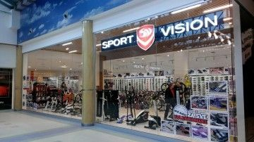 Otvorena Trgovina Sport Vision U Avenue Mallu Zagreb Sports Visions Zagreb