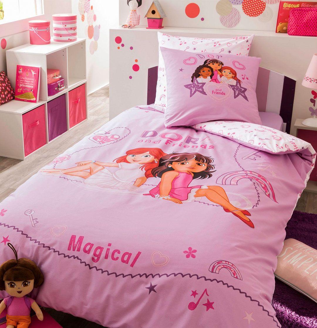 dora linge de lit Linge de lit enfant Dora | Chambre d'enfant | Pinterest | Lit  dora linge de lit