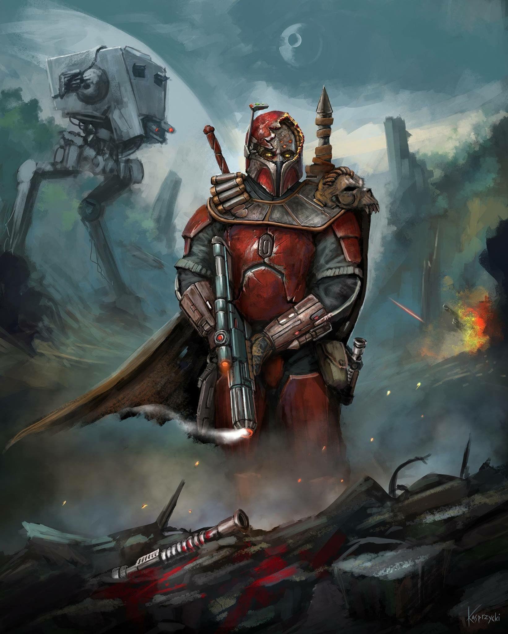 Mandalorian Star wars artwork, Star wars images, Star