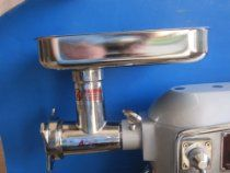 Stainless Steel #12 Meat Grinder attachment for Hobart a200 d300