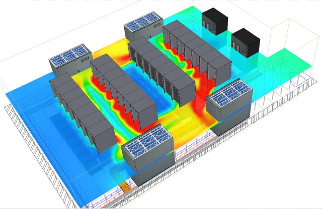 How To Calibrate A Data Center Data Center Infrastructure Data Center Design Data Center