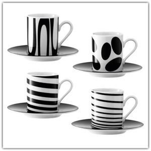 Buy LSA Jazz Coffee Cup and Saucer at idealForever | P tow n ...