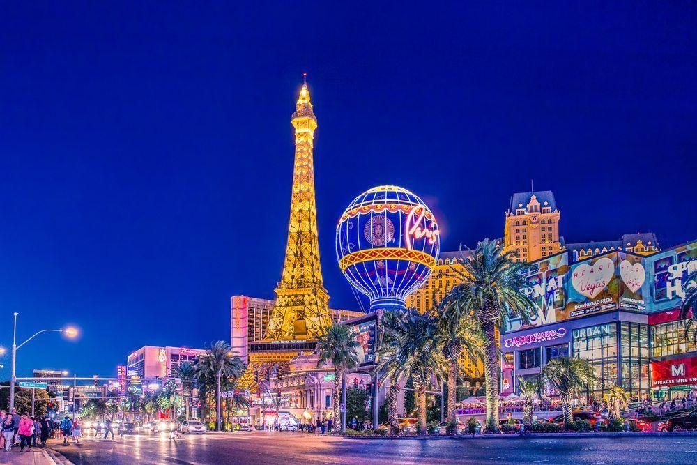 Reisen Nach Las Vegas
