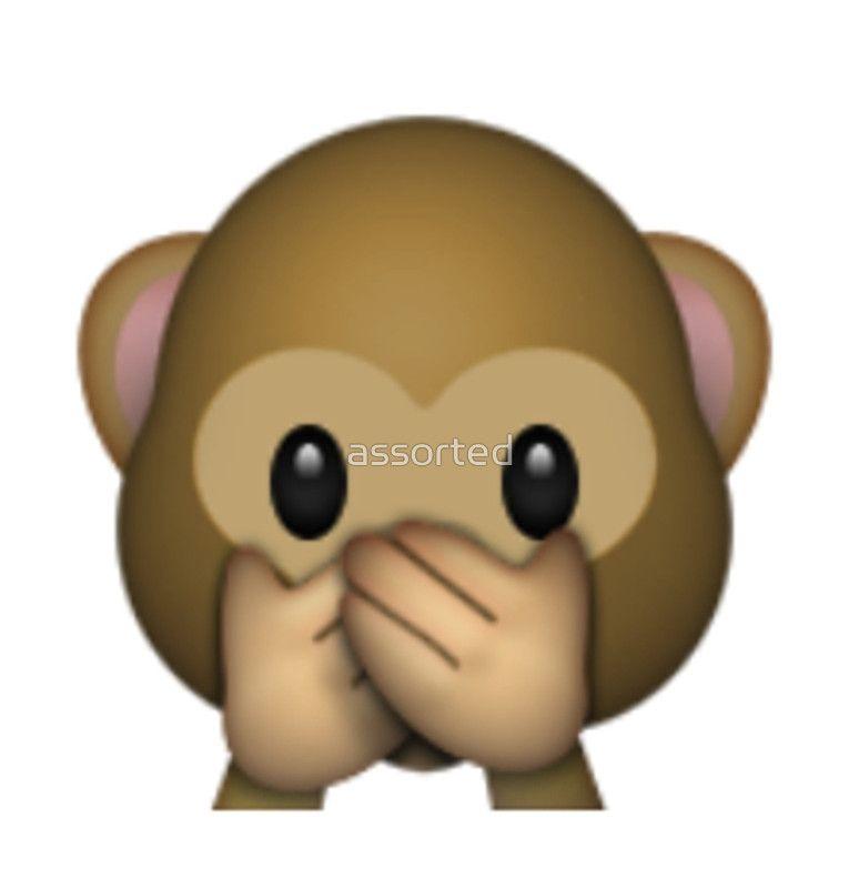 Flat 800x800 070 F U4 Jpg 765 800 Monkey Emoji Emoji Pictures Emoji