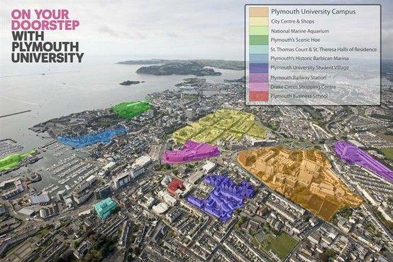 Plymouth Uni Map University map! | Map | University, Plymouth university, Map Plymouth Uni Map