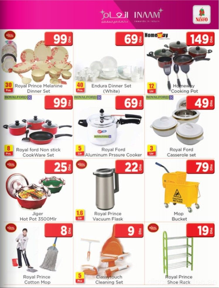 kitchen wares budget deals at nesto discount sales in uae pinterest kitchen ware - Kitchen Wares