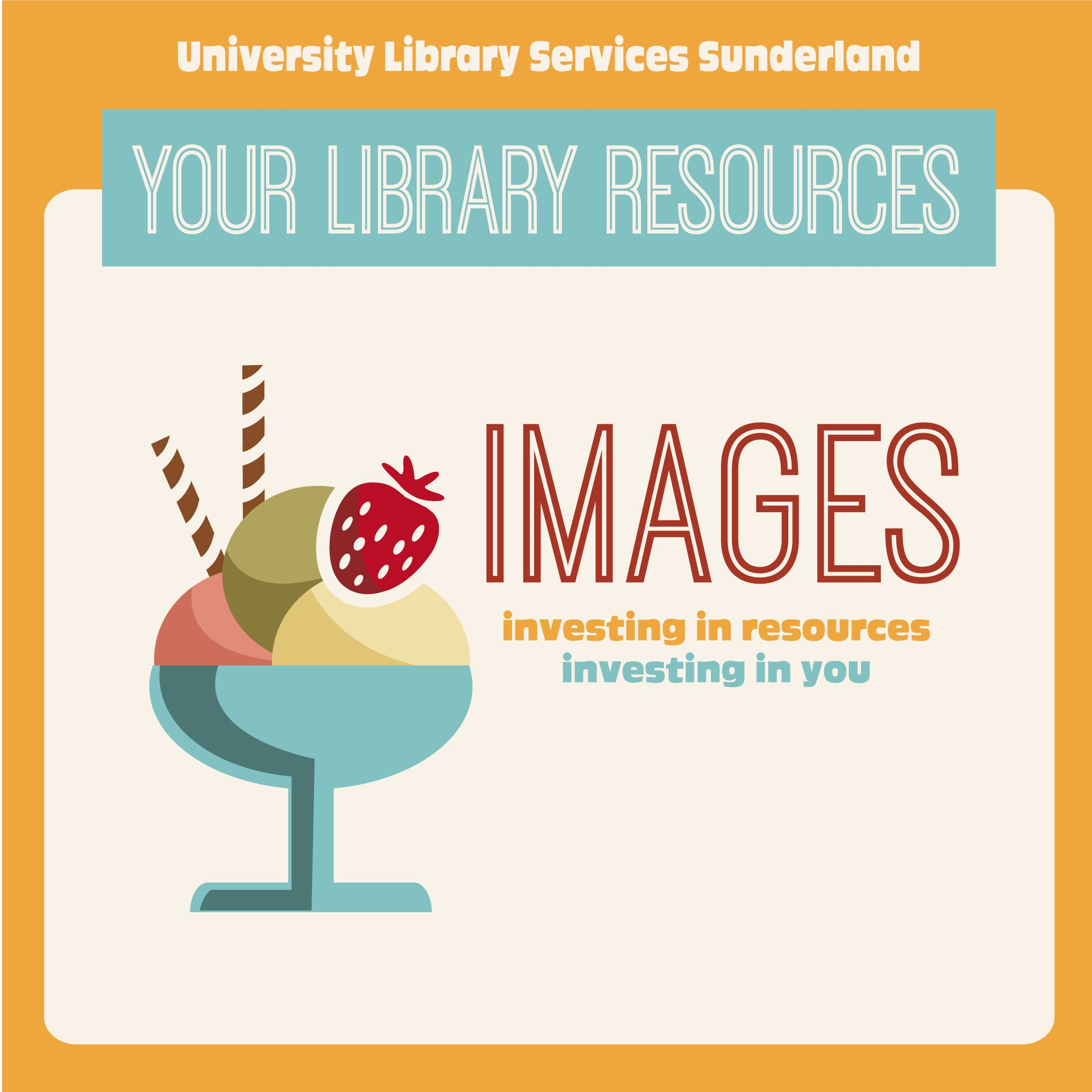 This is a web icon to promote our image stock. We've left some blank space on these icons to enable our staff to contextualise these images for their own customer audiences.