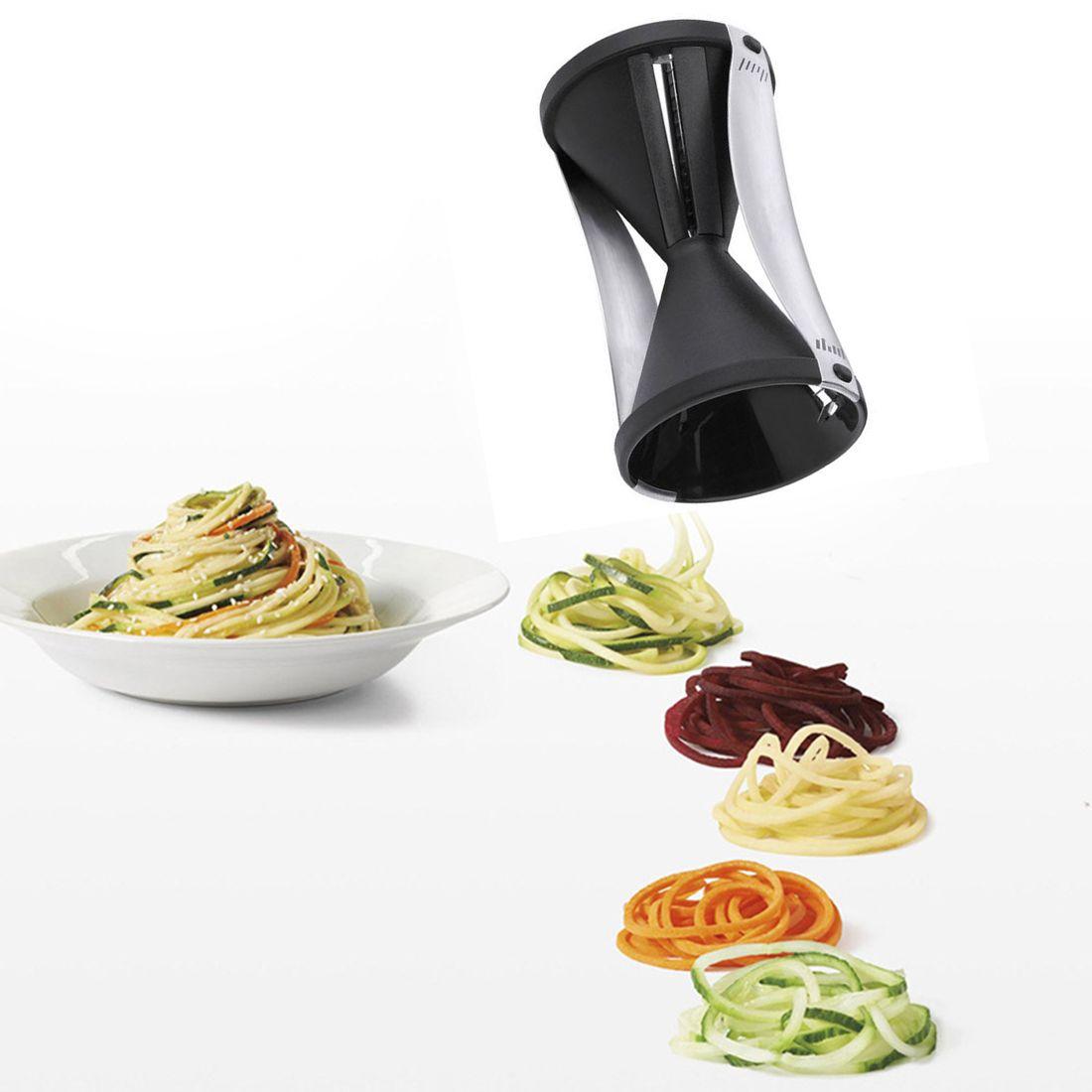 Fashion Spiral Vegetable Slicer Fruit Cutter Peeler Kitchen Twister ...