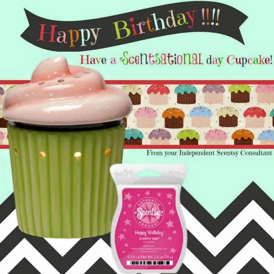 Celebrate your special day with a Scent that brings back wonderful memories! tammyhughes.scentsy.ca