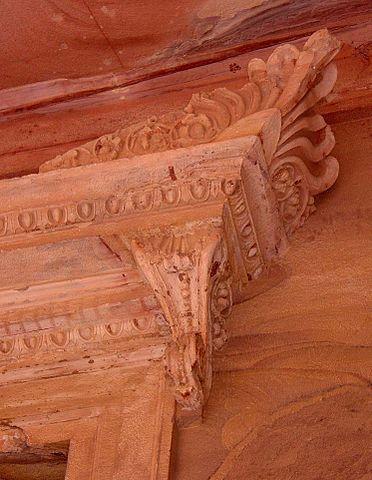 Petra: el tesoro, detalle