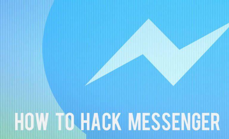 Pin on Hack Messenger