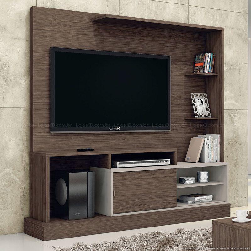 Conjunto para sala de estar com estante home theater - Mesas de centro de sala ...