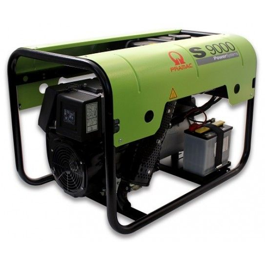 Pramac 8 8kva Diesel Generator Powered By Lombardini Showing The Excellence Of Pramac S Profe Diesel Generator For Sale Diesel Generators Generators For Sale