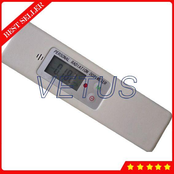 LK3900 Personal Radiation Dosimeter Marble Nuclear Radiation Detector with pen type digital Radiation monitor alarm
