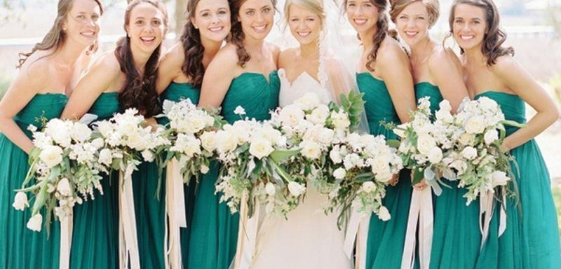 Good Summer Wedding Bridesmaid Dress Colors