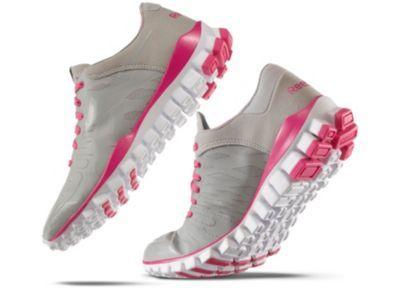 Reebok Women's RealFlex Fusion TR - Pink Ribbon Shoes | Official Reebok Store $99