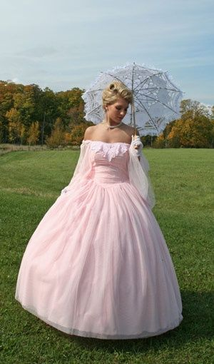 Vintage Southern Wedding Dress