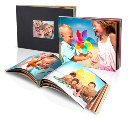 Personalize Your Own Everyday 5x7 Paperback Photo Book Studio