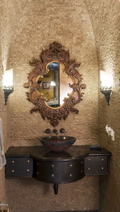 Powder Room By Amy Kartheiser Design: Pin By Amy Harmeier On Interiors