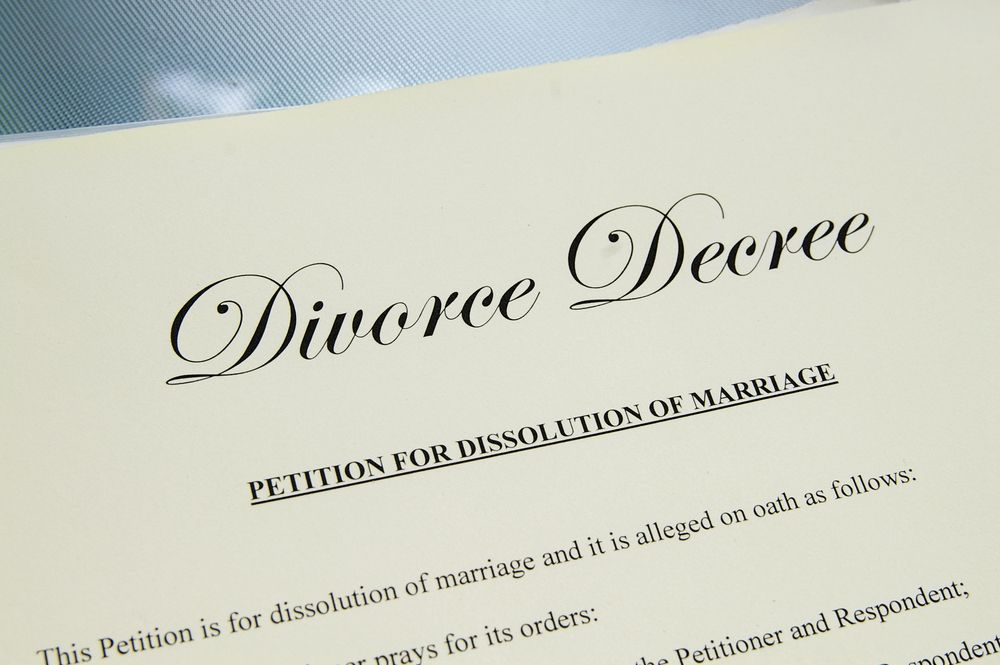 A Divorce Lawsuit Can Be Filed In San Antonio Texas After You Or