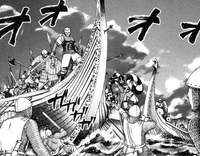 Pin by 117 mick on shit I also like | Vinland saga, Manga ...