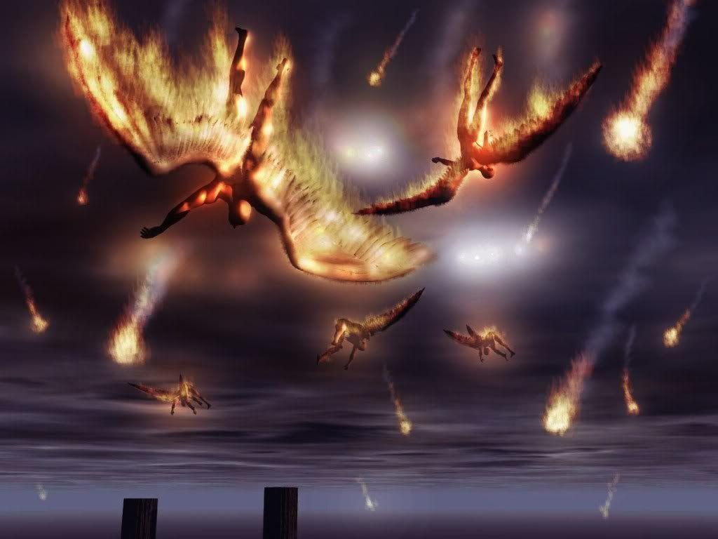 Burning Series Dark Angel