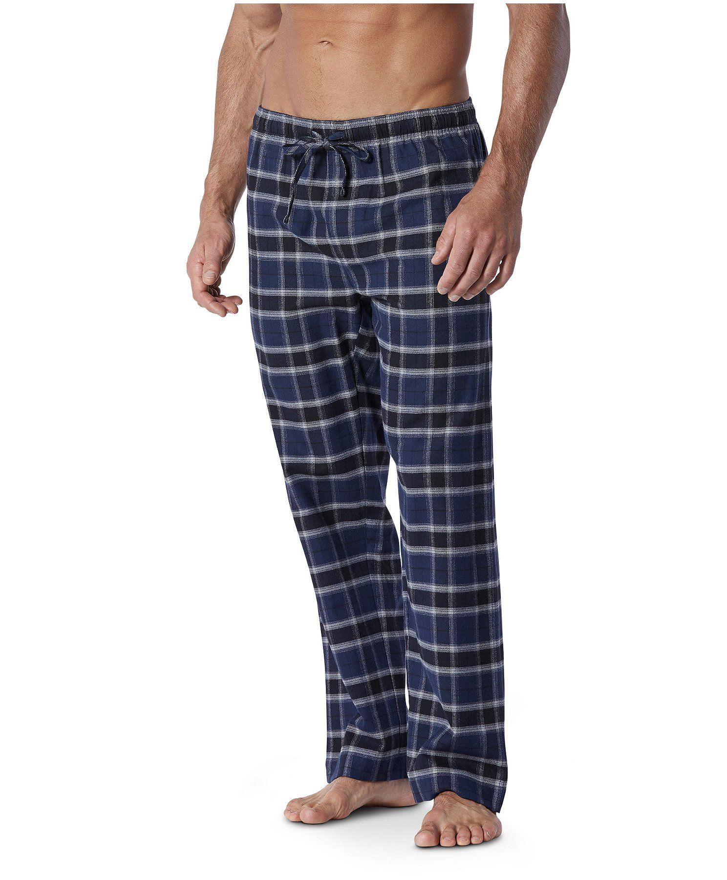 bf8ded286f287 Mark s DH Flannel Pajama Pants in navy plaid  17.99  29.99 ...