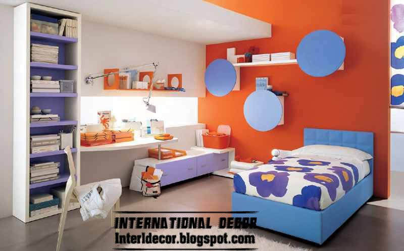 paint colors kids bedrooms exquisite modern kids room color