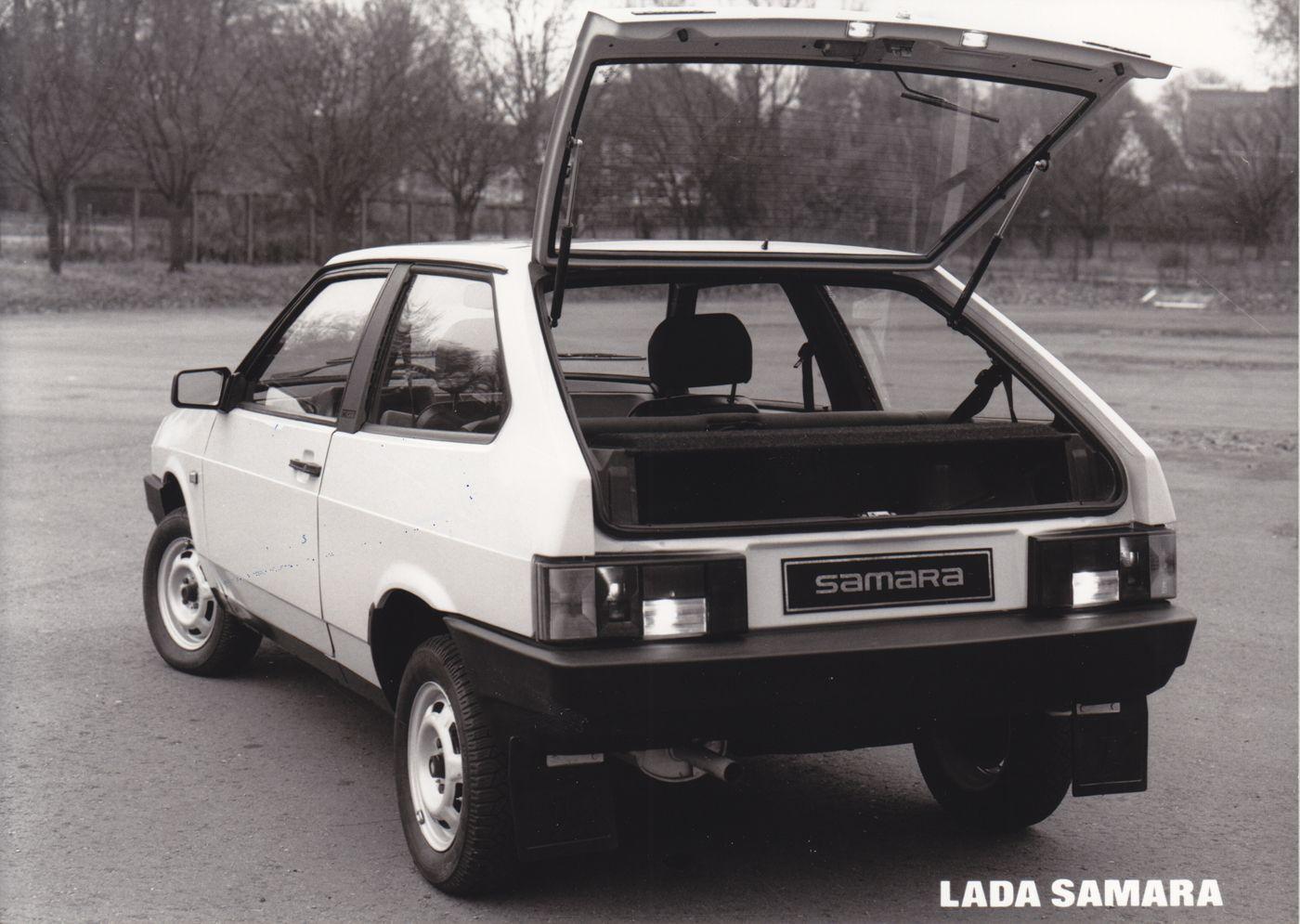 Lada samara flyte concept car (uk)