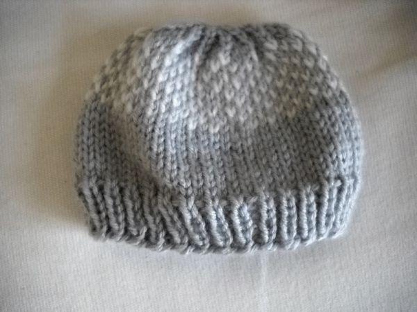 Wiseknits Flurries Newborn Hat Free Pattern Craft Ideas