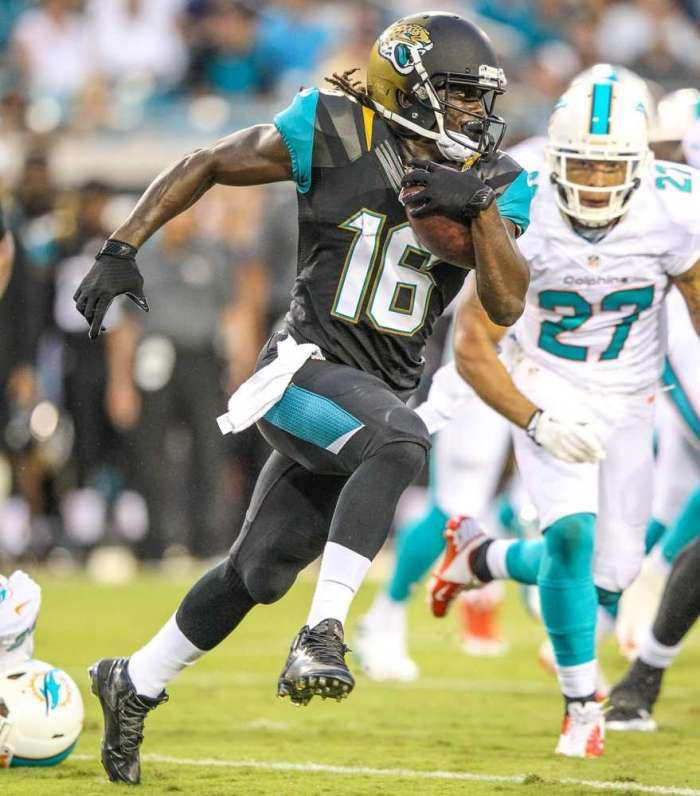 Denard Robinson - You may know this guy as a QB, but he is ...