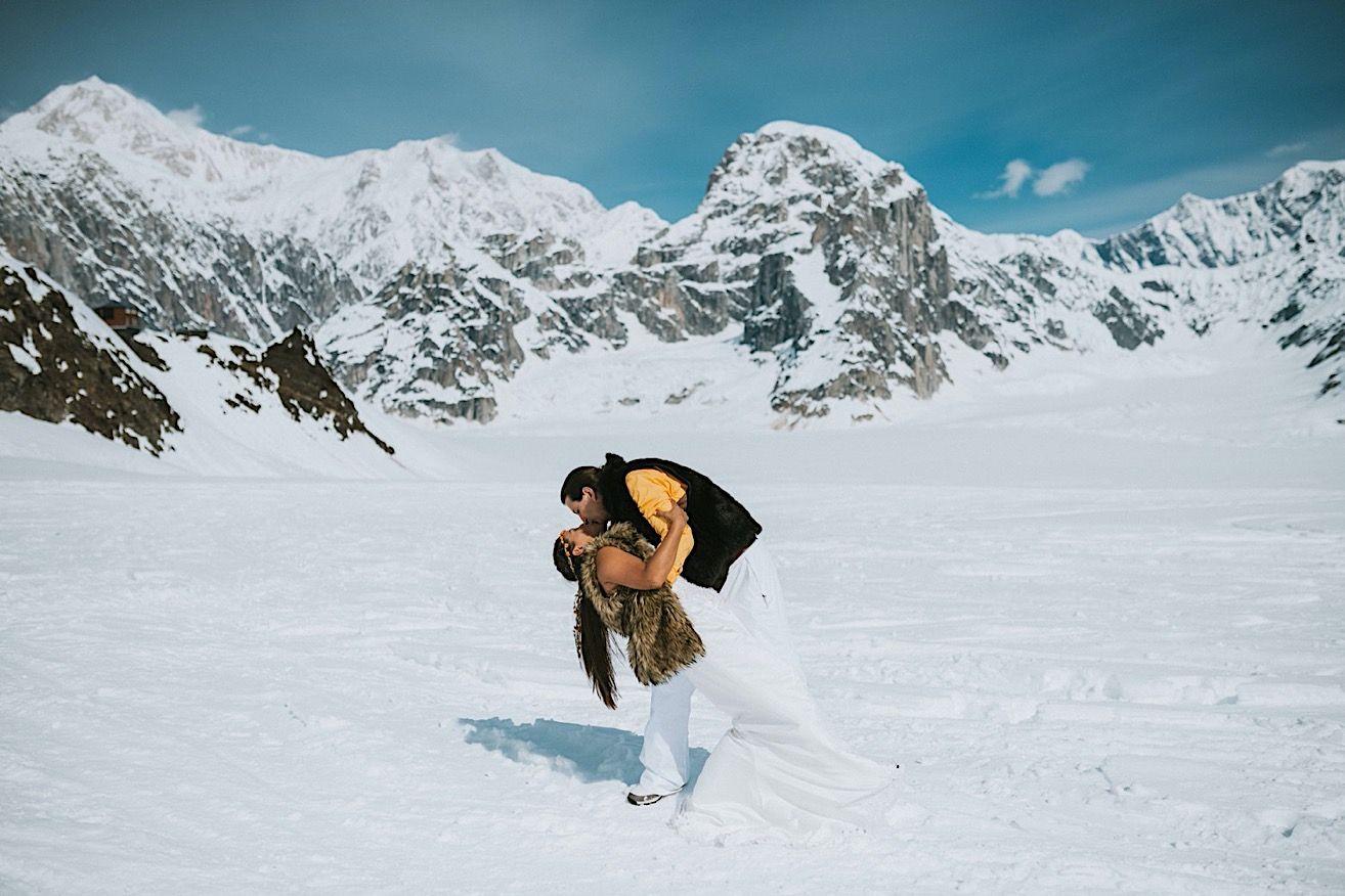 Alaska snow nudes new sex images