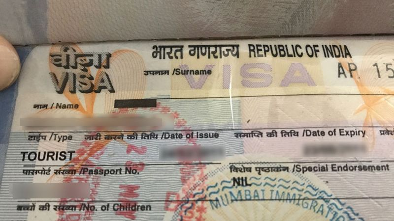 What process is required to have Indian visa for US citizens - invitation letter for us visa cuba