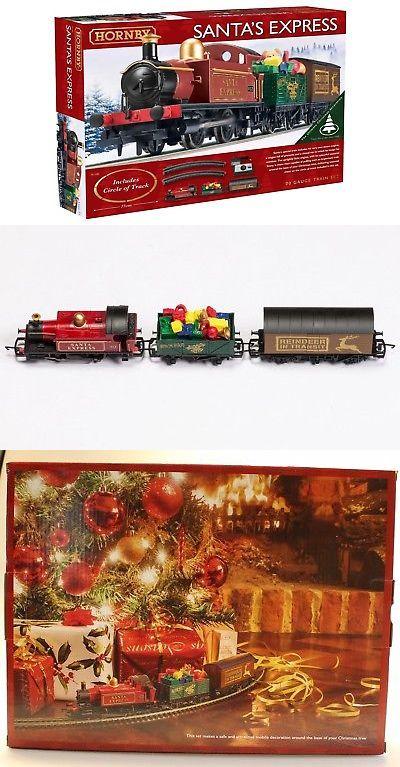 Starter Sets and Packs 112505 Hornby R1185 Santa S Express