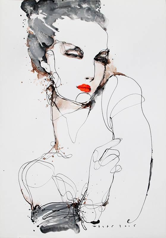 Viktor Sheleg Drawings Abstract Art Painting True Art
