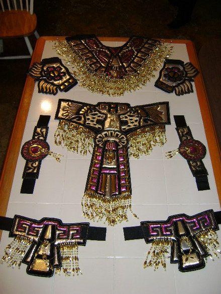 Ropa De Danza Azteca  55f083ed80d
