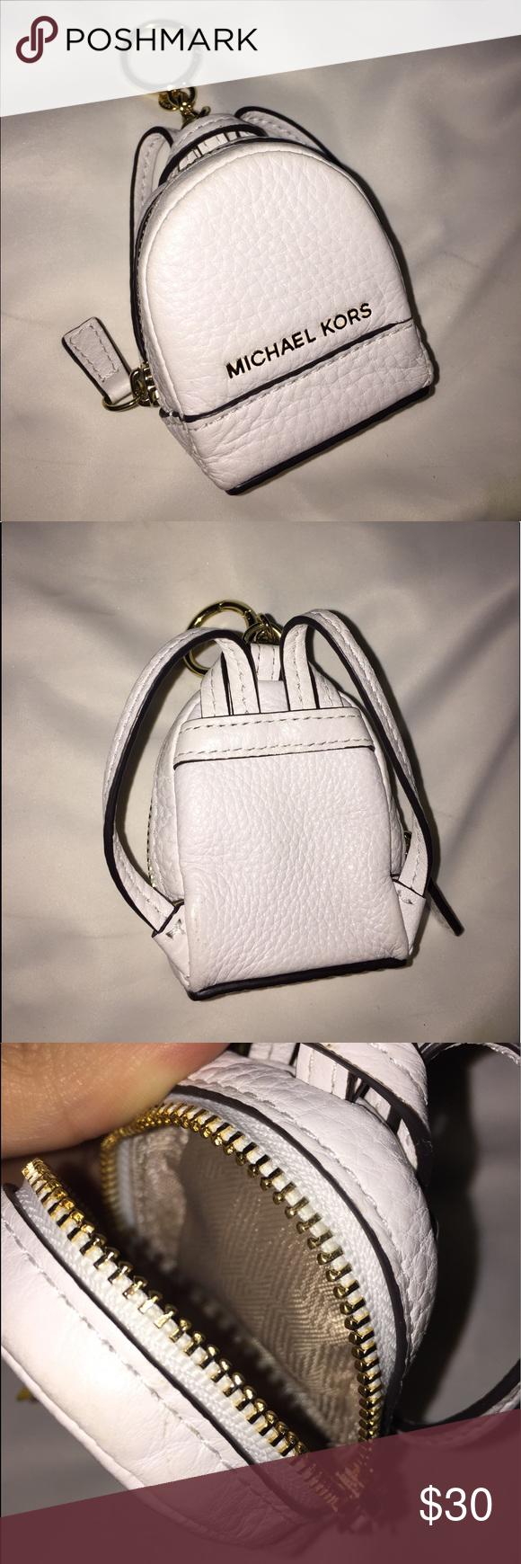 Mk Mini Backpack Keychain - CEAGESP dfb91614cb