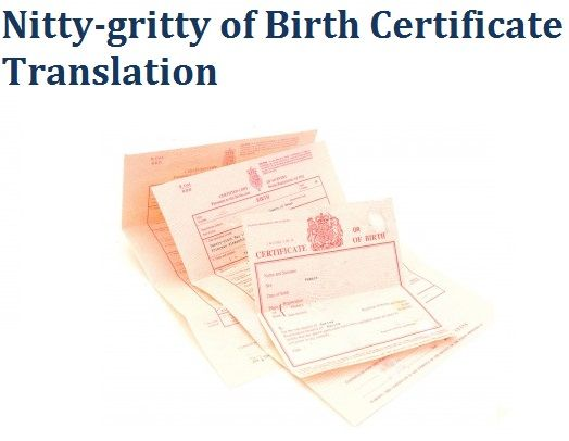 Birth Certificate Translation Translation Pinterest Birth - best of russian birth certificate translation sample