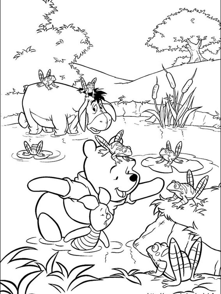 - Winnie The Pooh Coloring Pages Games In 2020 Free Coloring Sheets,  Coloring Pages, Winnie The Pooh