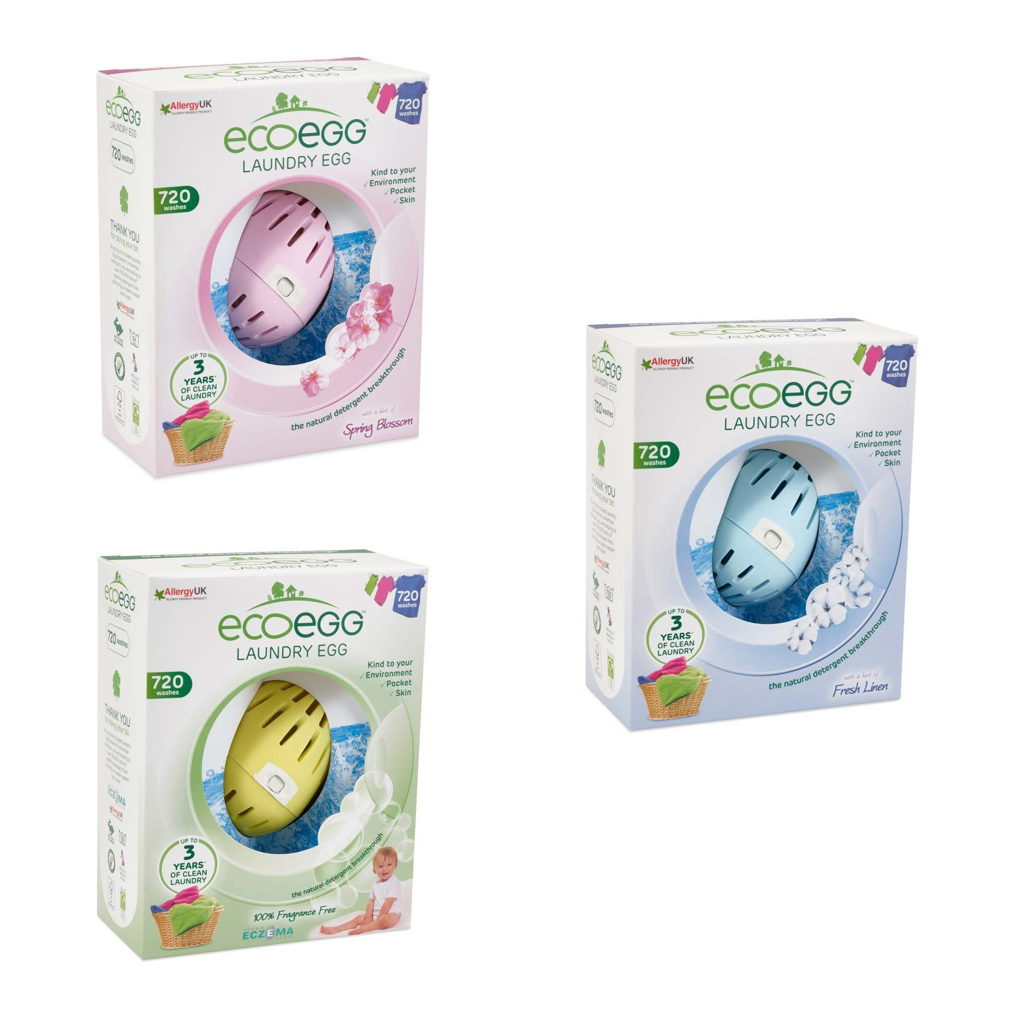 Ecoegg Laundry Egg 720 Washes Asst D Money Saver Fine Food
